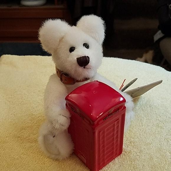 "Boyds Bears Caledonia 6"""
